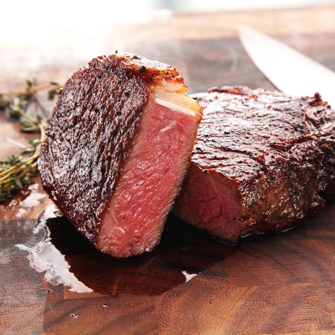 Sous Vide Steaks Recipe