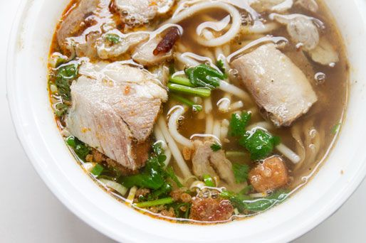 Soup Noodles from Yunan Flavour Snack