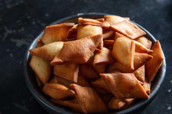 Shankarpali (Diwali treat)
