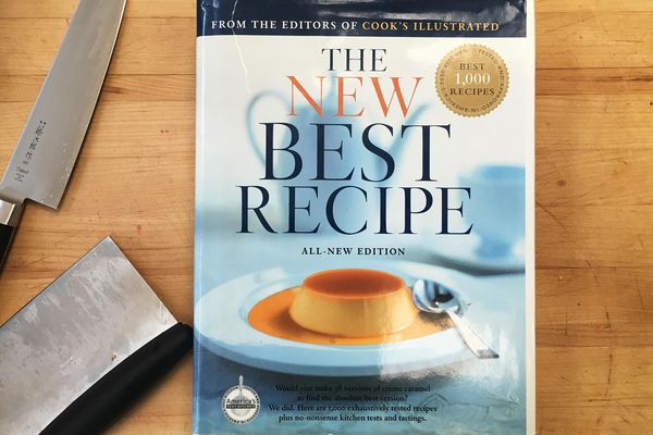 Cook's Illustrated's The Best New Recipe
