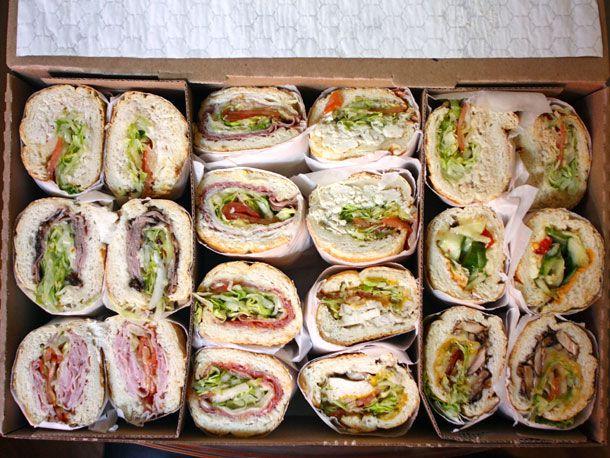 Potbelly's Box O' Sandwiches
