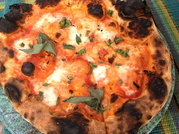 Matt Pizza Obsessive Plain Pie