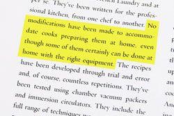 Book highlight