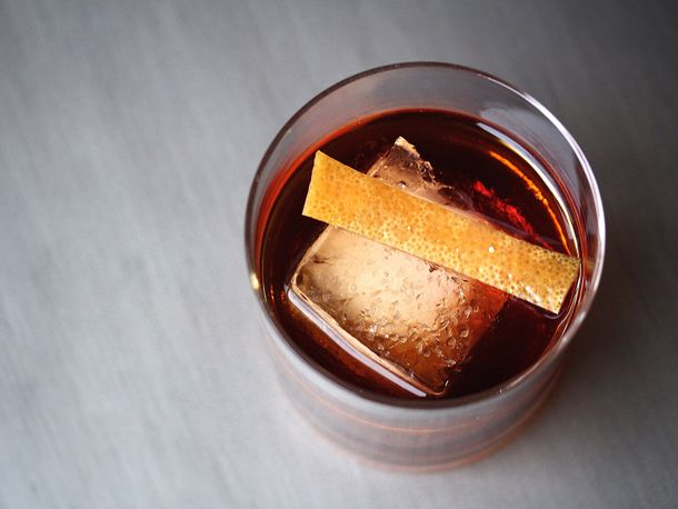 Tobacco Road cocktail