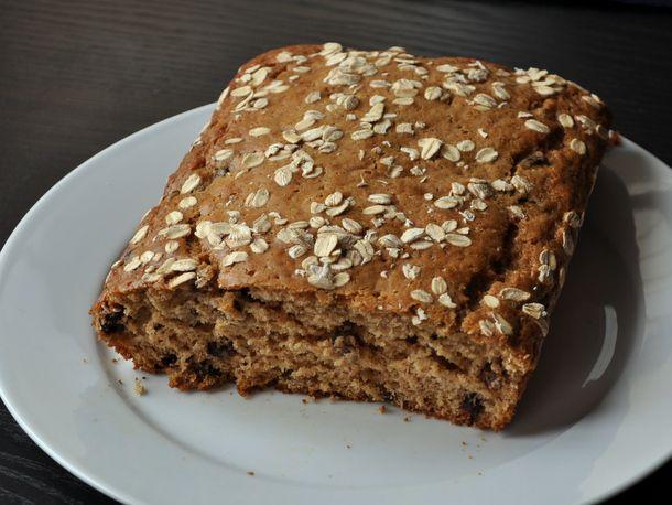 Irish Tea Brack (Tea-Soaked Raisin Bread)