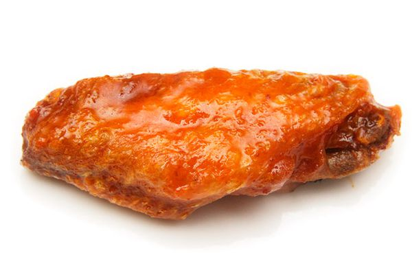 The Ultimate Extra-Crispy Double Fried Confit Buffalo Wings