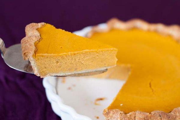 Extra Smooth Pumpkin Pie