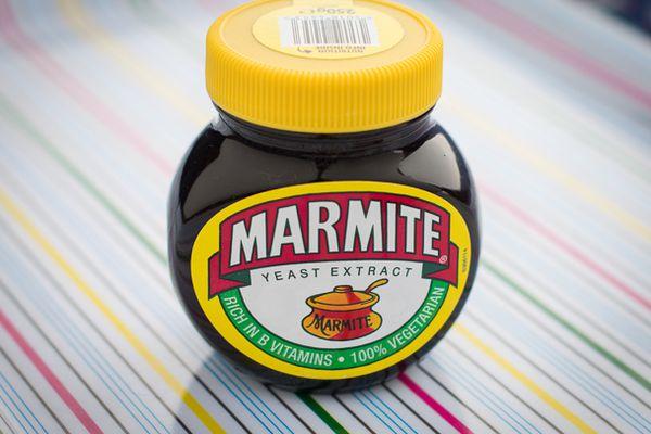 Jar of Marmite