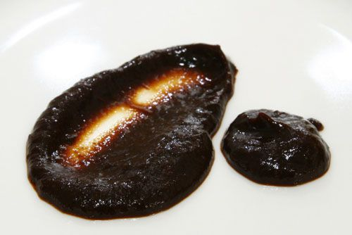 Pureed chile blend for chili.
