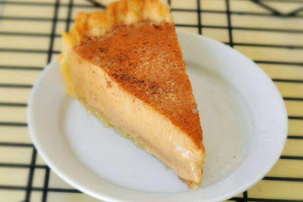 4. Hoosier Sugar Cream Pie