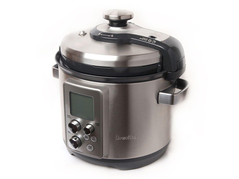 Breville Fast Slow Pro countertop pressure cooker
