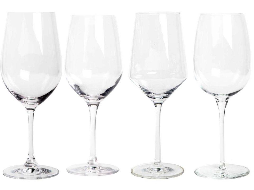 Winners of best universal wine glasses