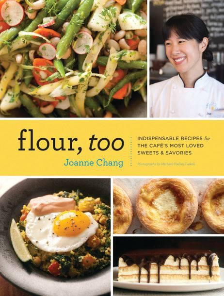 Flour, Too book cover