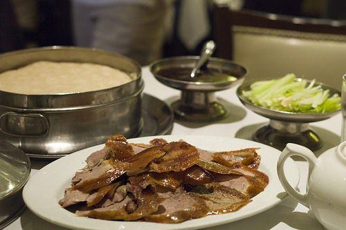 Peking Duck at Peking Duck House