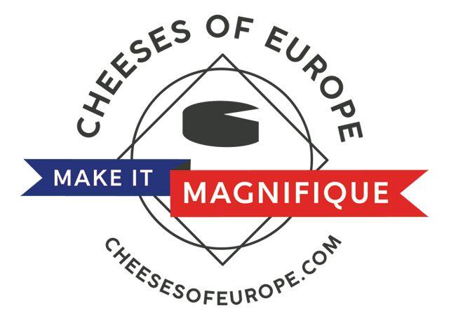 Cheeses of Europe logo