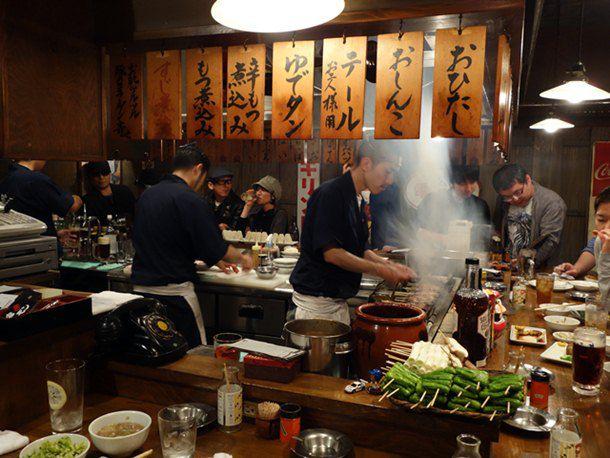 Saiseisakaba restaurant