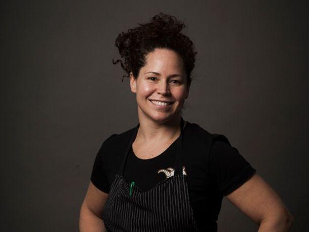 Chef Stephanie Izzard