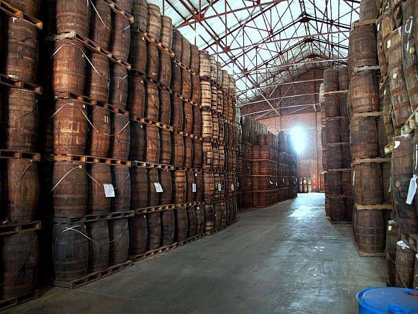 Aging Warehouse