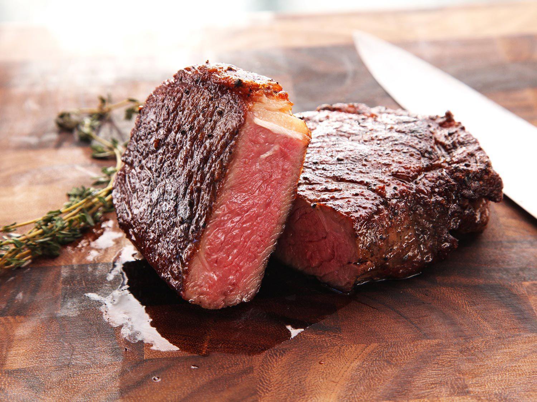 Sous Vide Steaks