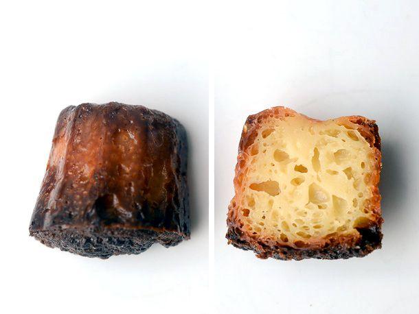 Mini-canele from Lafayette bakery