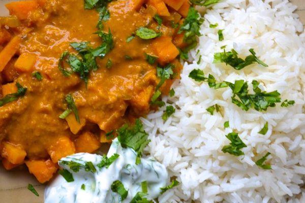 British Curry Sauce Recipe