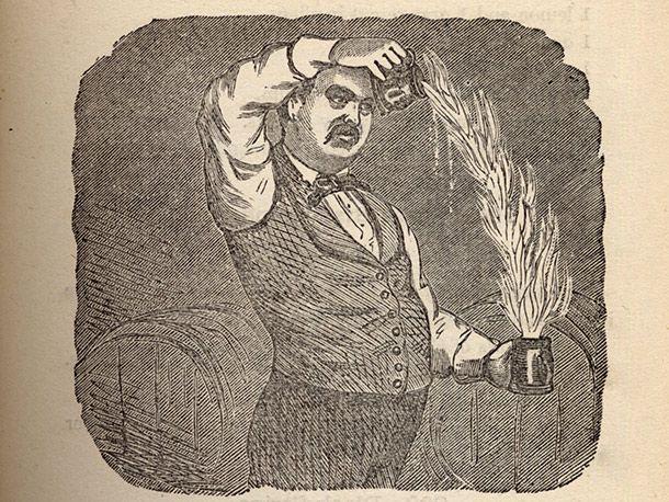 Jerry Thomas, How to mix drinks, or the bon-vivant's companion (1862)