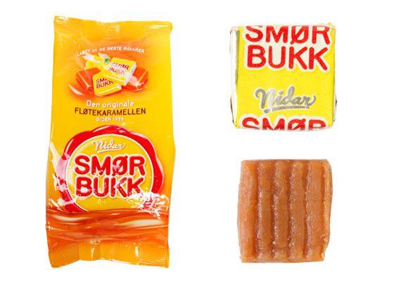 Smørbukk