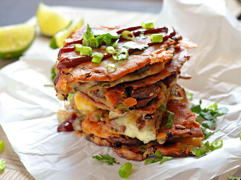 20150817-Bulgogi-Scallion-Pancake-Quesadillas-Stacked-Morgan-Eisenberg.jpg