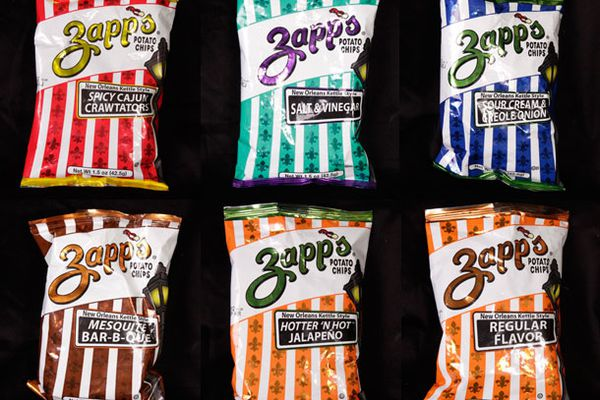 Honorable Mention: Zapps Chips
