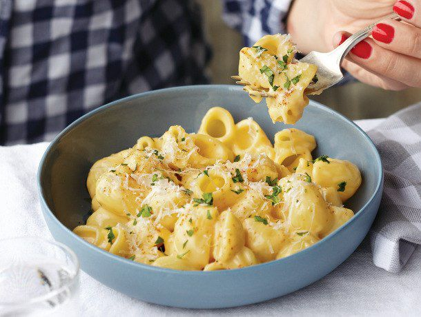 Essential Stovetop Macaroni and Cheese