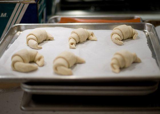 proof croissants