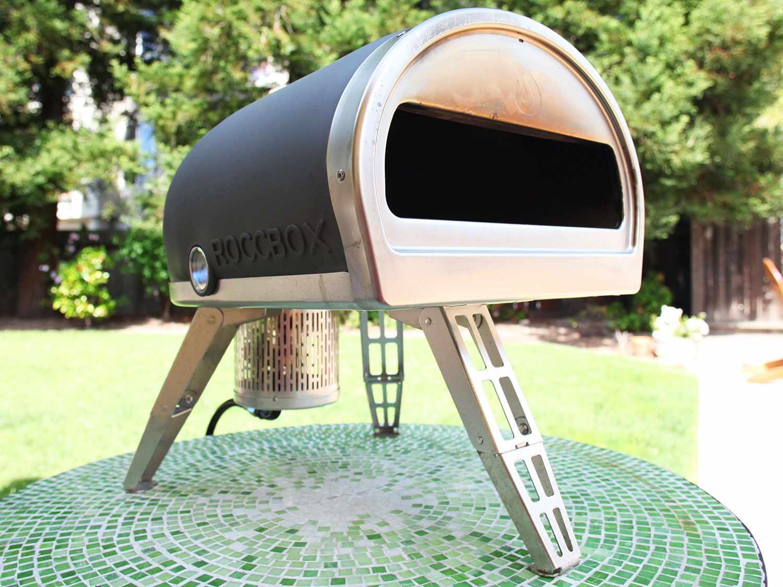 Roccbox backyard pizza oven