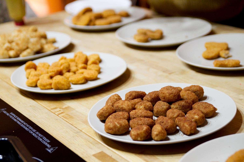 Frozen Chicken Nugget Taste Test