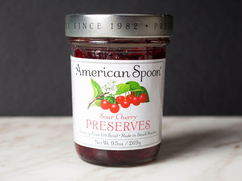 20141223-condiments-taste-test-american-spoon-sour-cherry-preserves-vicky-wasik.jpg