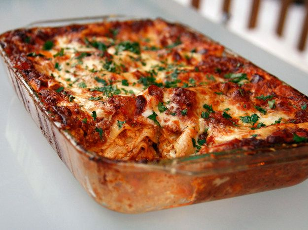No-Holds-Barred Lasagna Bolognese