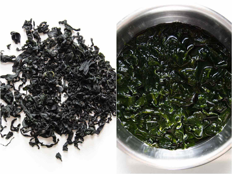 20200128-miyeok-guk-korean-seaweed-soup-vicky-wasik-seaweed-before-after
