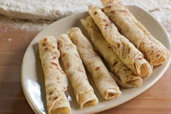 Cream Potato Lefse