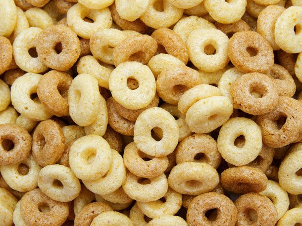 Dulce de Leche Cheerios