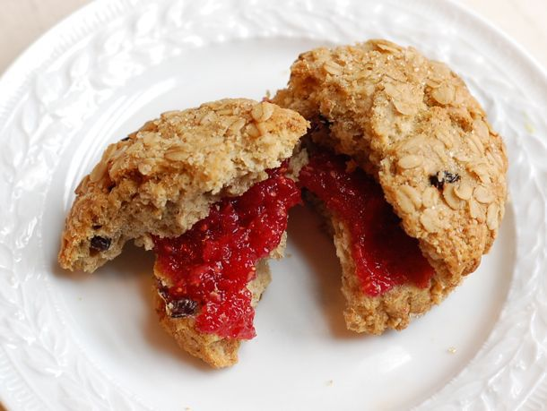 Fig, Raspberry and Lemon Jam