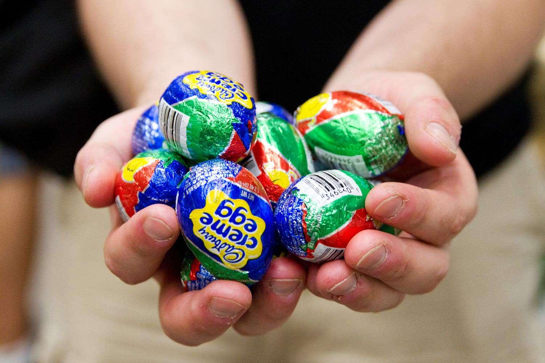 Cadbury Cream Eggs