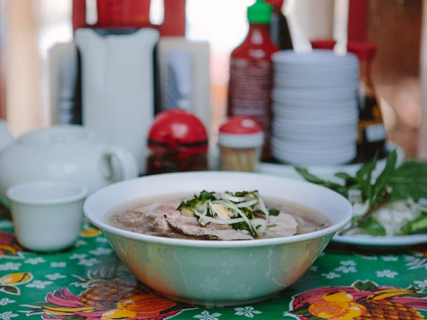 Pho from Pho 2000 ($6.89 (small)/$7.89 (large))