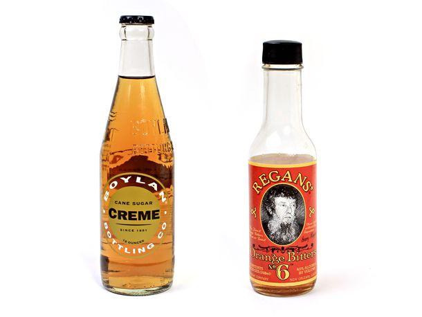 Orange Bitters and Creme Soda