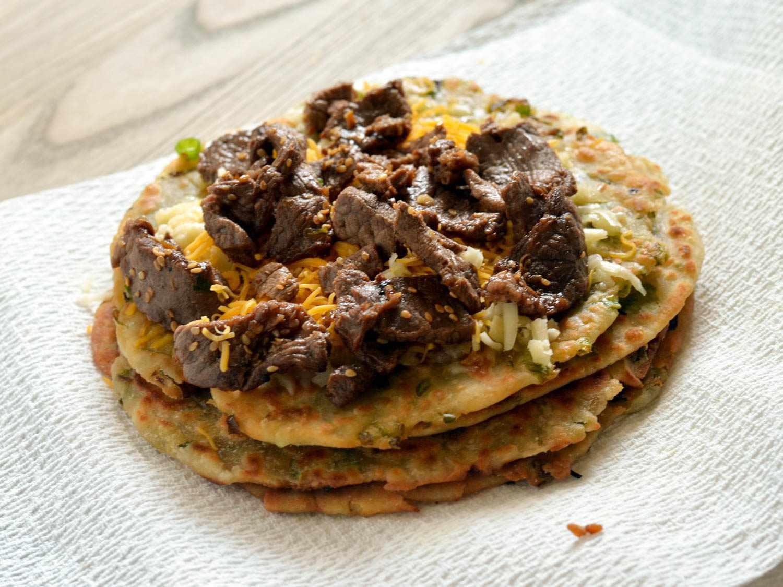 20150817-Bulgogi-Scallion-Pancake-Quesadillas-Filling-Morgan-Eisenberg.jpg
