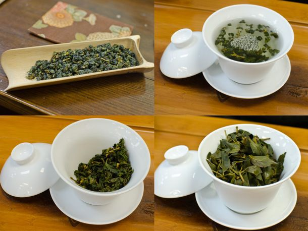 different phases of tea