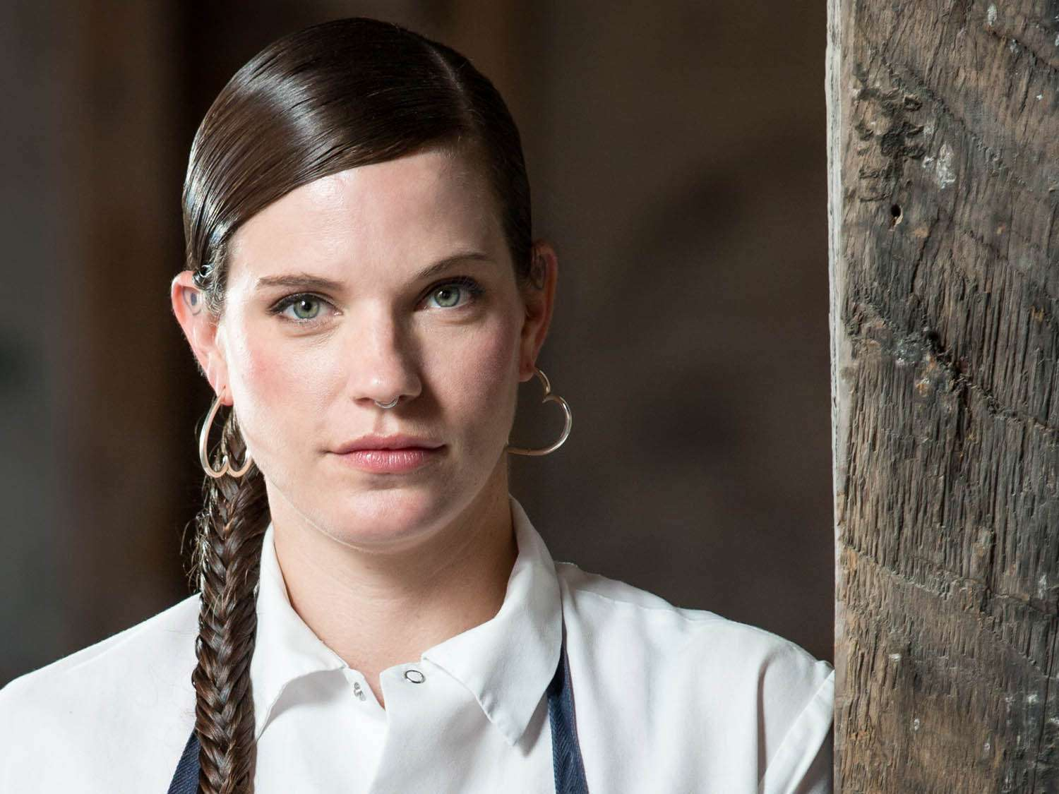 Executive Chef Rachel Dow of Chicago's The Betty