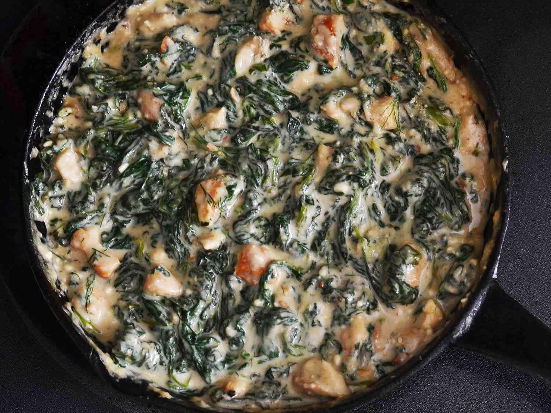 20151112-creamy-garlic-chicken-spanakopita-skillet-filling-morgan-eisenberg.jpg