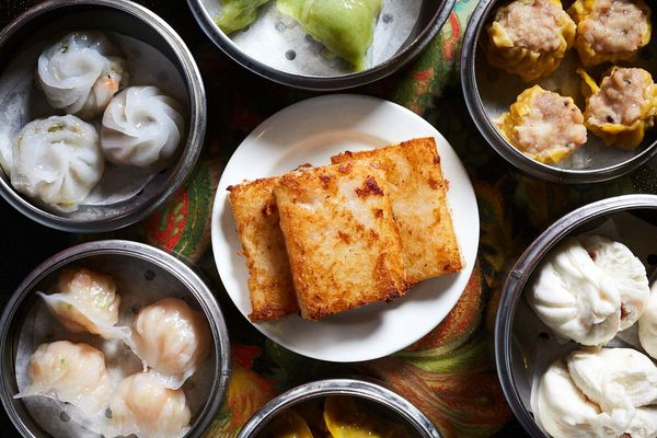 Hollywood East Dimsum in DC