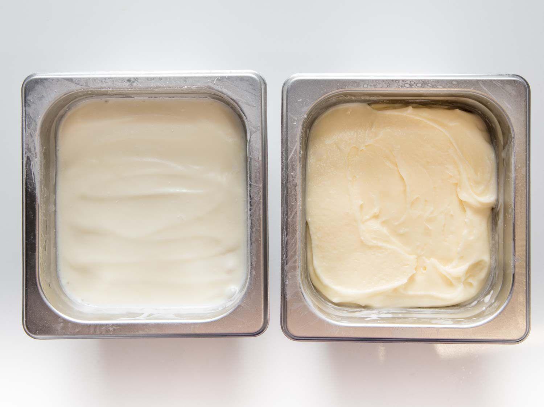 color deviations in gelato