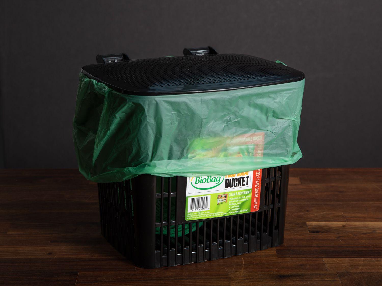 Biobag compost bin