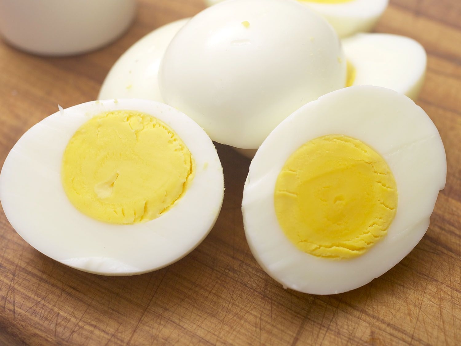 Perfect Steamed Boiled Eggs Recipe